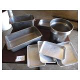 Lot of 9 Food Containers