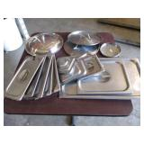 Assorted Stainless Steel Lids
