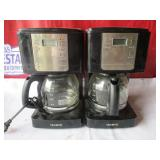 Lot of 2: Coffee Makers by Mr. Coffee