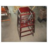 "Lot of 2: High Chairs 27"" x 20"" x 20"""
