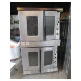 Garland Double Stack Gas Oven