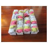 Lot of 16: Sugar Packet Containers