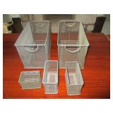Lot of 5: Misc. Organizers