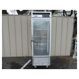 Turbo Air Glass Door Reach in Refrigerator