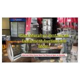 210 Pizza & Burger Bistro Restaurant Equip Auction & More!