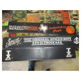 Bid x 3:  Bar Rail Counter Mats w/Logos
