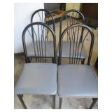 Bid x 4:  Chairs 36""