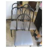 Bid x 5:  Chairs 36""