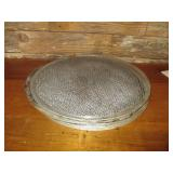 "Bid x 11: Round Perforated Baking Pans (14"")"