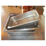 Misc. SS Food Pans