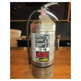 "Wet Chemical Fire Extinguisher (21"")"