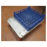 Bid x 2: Misc. Rack and Rack Cart