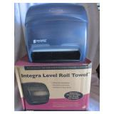 Lot of 2: Integra Level Roll Towel Dispenser