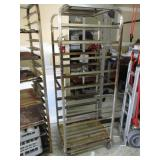 "Baking Pan Rack 28"" x 18"" x 70"""