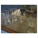 Lot of 15: Misc. Glass Cups