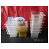 Bid x 16: Misc. Food Containers