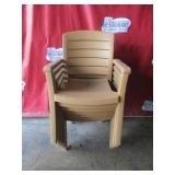 Bid x 7: Outdoor Chairs