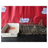 Misc. Items: Bin, Wire Racks, etc.