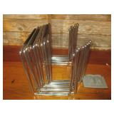 Bid x 9: Metal Stands