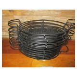 Bid x 11: Metal Serving Baskets