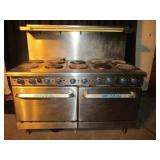 Imperial 10 Burner Electric Range