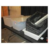 Misc. Tubs/Plastic Containers