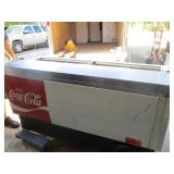 Bar Back Cooler w/ Sliding Top Doors