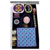 Native American Bead craft Items