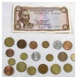 Currency From Kenya Africa Lot