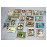 Assorted Base Ball Cards Set of 20 Cards