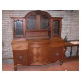 Antique Sideboard 6