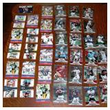 Assorted Football Cards 39 count