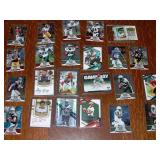 Football Cards 27 Count