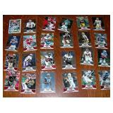 Foot Ball Cards 24 count