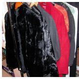 Vintage Furs Wool coats & dresses 10 Pieces