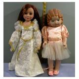 Daisy Kingdom & Other Doll
