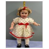 Horseman Shirley Temple Doll