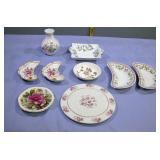 Vintage Porcelain Dishes