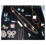 Vintage Estate Jewelry 23 Pieces