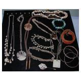 Vintage Estate Jewelry 14 Pieces