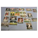 Assorted Baseball Cards 20 Cards