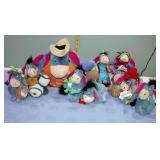 Winnie The Pooh Disney Collection 10Pcs.