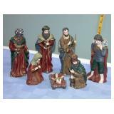 Nativity Set 7 Pieces