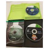 Xbox 360 games x3