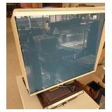 Microfiche reader