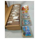 1986 baseball cards collection