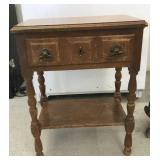 Appx. 20.5 x13x 26 one night stand-inspect