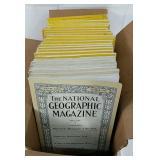 National Geographic magazines 1918-1943 x22