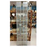 84x10 loading ramps x2 (1000# max)