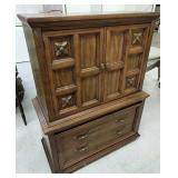 5 drawer dresser 52x40x19